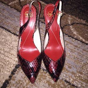 NWT POSH HOST PICK Joan & David Sexy High Heels